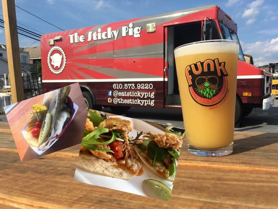 Sticky Pig Truck Yelp Article